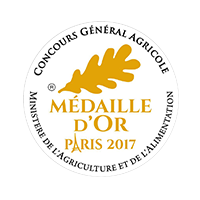 Médaille d'or Abondance