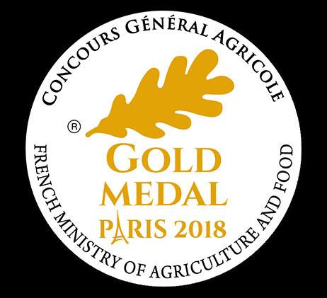 Médaille d'or pour le reblochon laitier AOP 2018